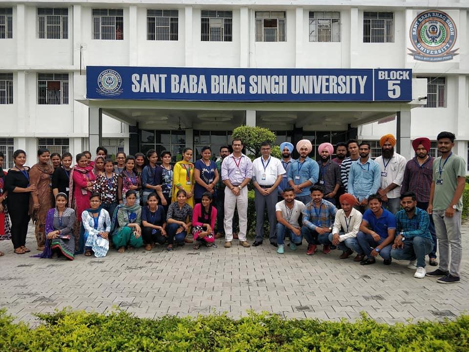 Sant Baba Bhag Singh University,Punjab