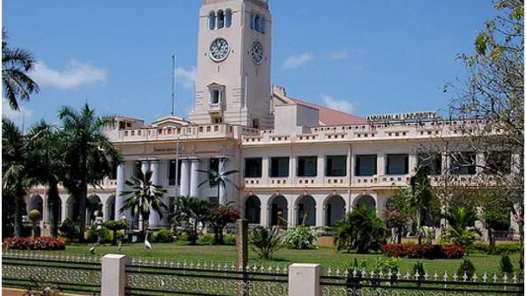 Annamalai University, Tamil