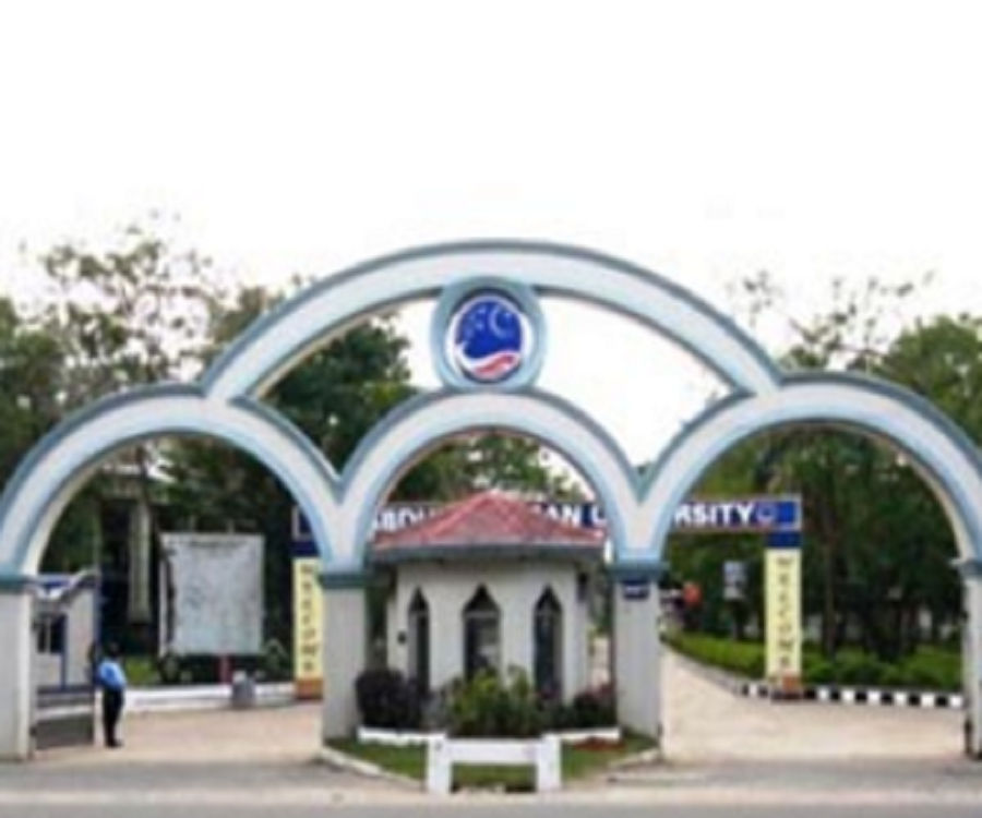 BS Abdur Rahman Institute of Science and Technology