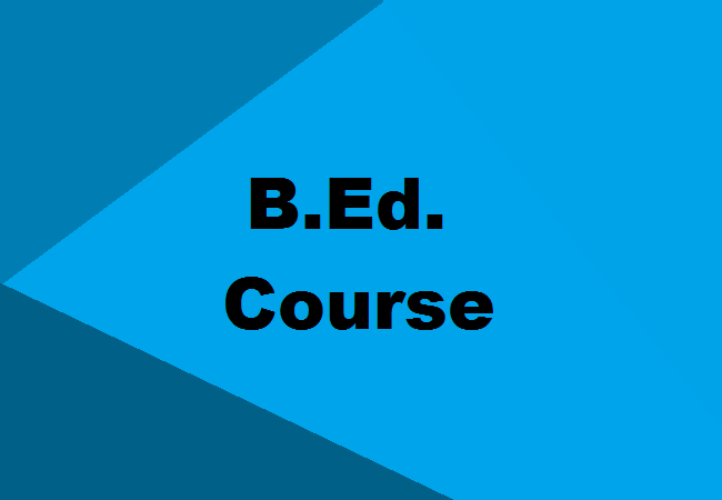 B.Ed Admission in Kalyani University