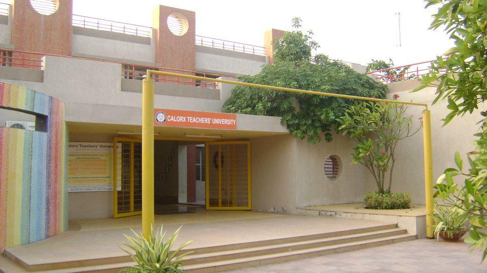 Calorx Teachers' University