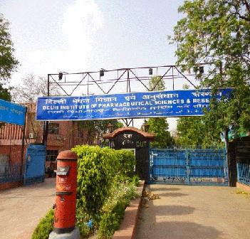 Delhi Pharmaceutical Sciences & Research University