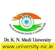 Dr. K.N. Modi University