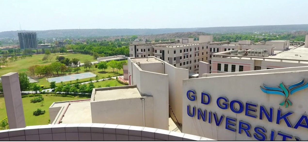 GD Goenka University Fees