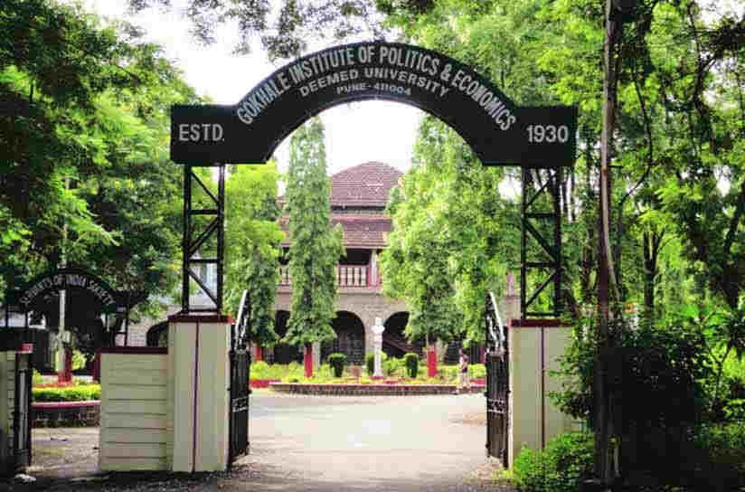 Gokhale Institute of Politics & Economics,