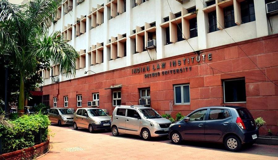 Indian Law Institute [ILI], Delhi