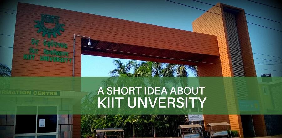 KIIT University admission