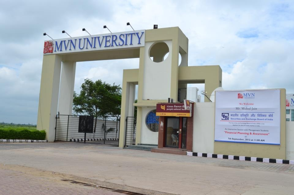 MVN University Fees