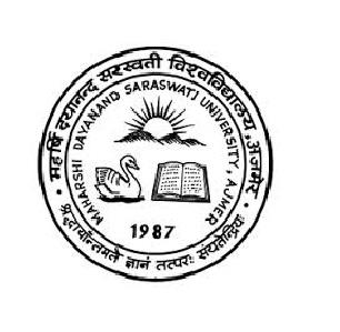 Image result for Maharshi Dayanand Saraswati University, Ajmer