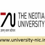 Neotia University