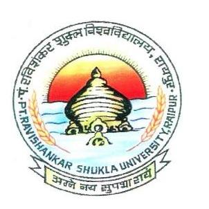 Pt.Ravishankar Shukla University