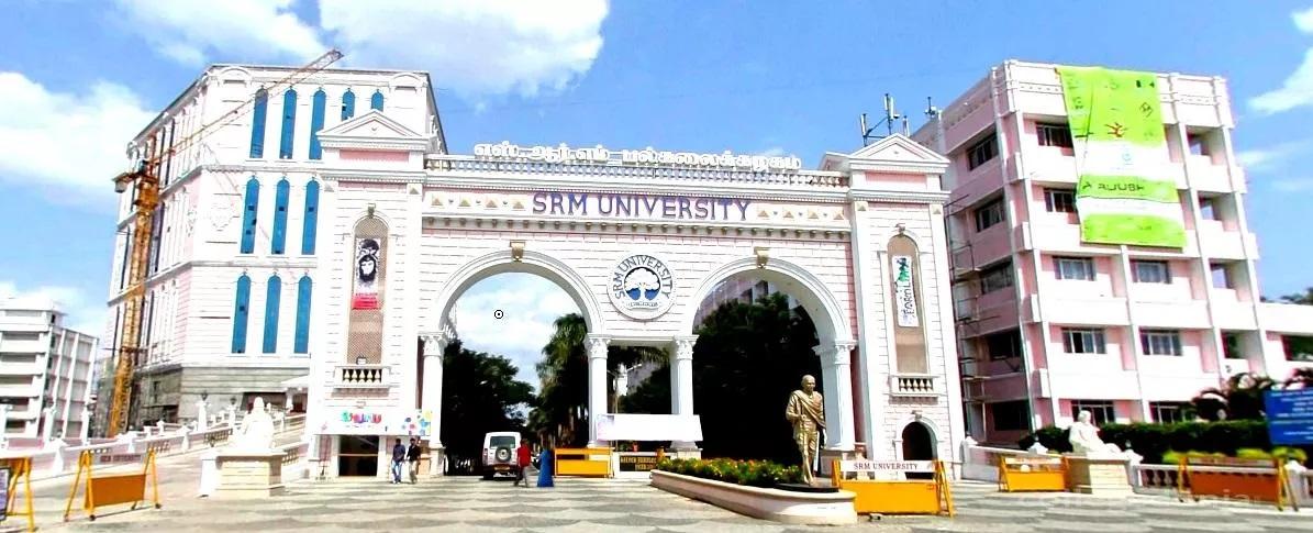 SRM University admission