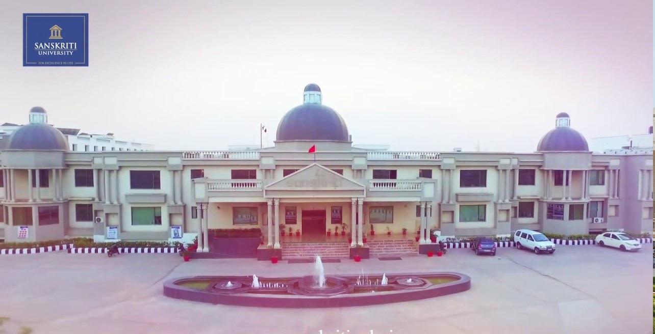 Sanskriti University Admission