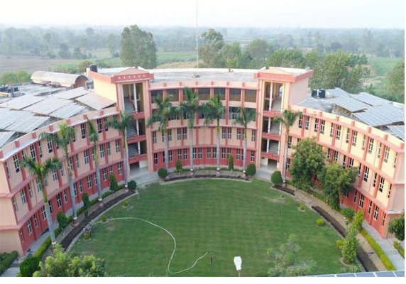 Shobhit University, Uttar Pradesh, Admission