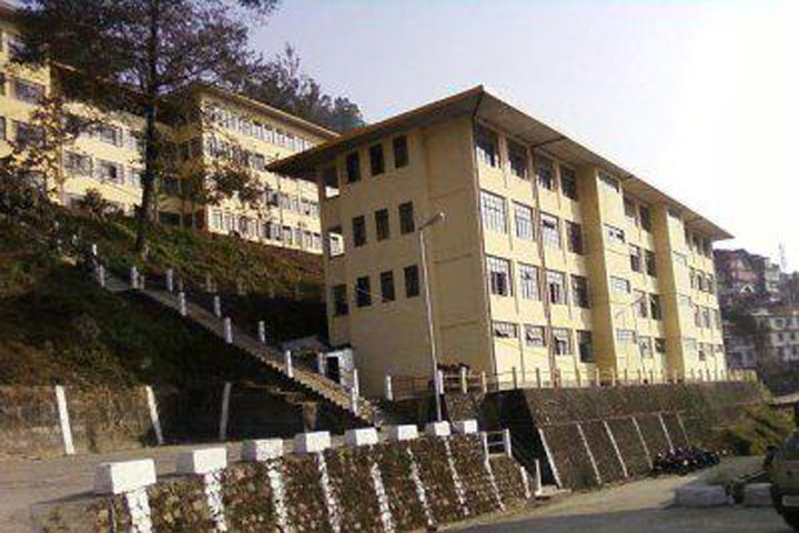 Sikkim Government College Tadong