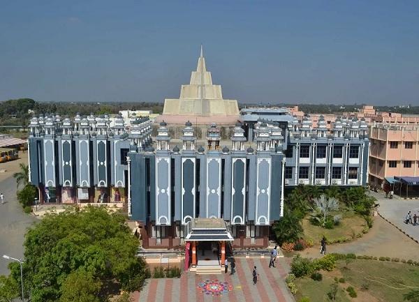 Sri Chandrasekharendra Saraswathi Vishwa Mahavidyalaya [SCSVMV]