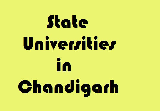 Central Universities in chandigarh