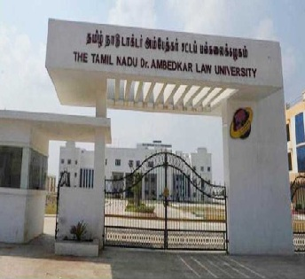 Tamil Nadu Dr. Ambedkar Law University