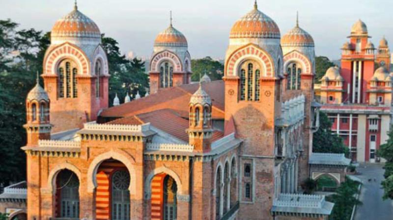 Madras University,Tamil Nadu