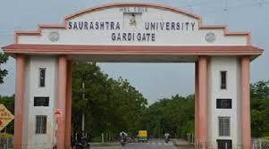LLM Admission at Saurashtra University