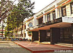Diphu Govt College Karbi Anglong Assam