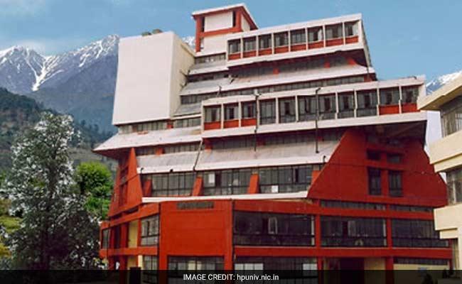 Himachal Pradesh University,Himachal Pradesh