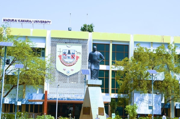 Madurai Kamaraj University,Tamil Nadu