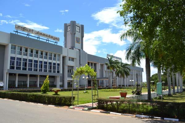 Bharathiar University,Tamil Nadu