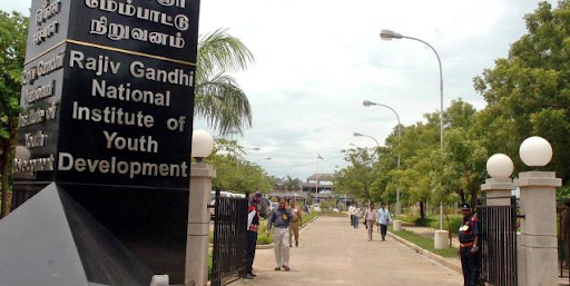 Rajiv Gandhi National Institute of Youth Development, Tamil Nadu